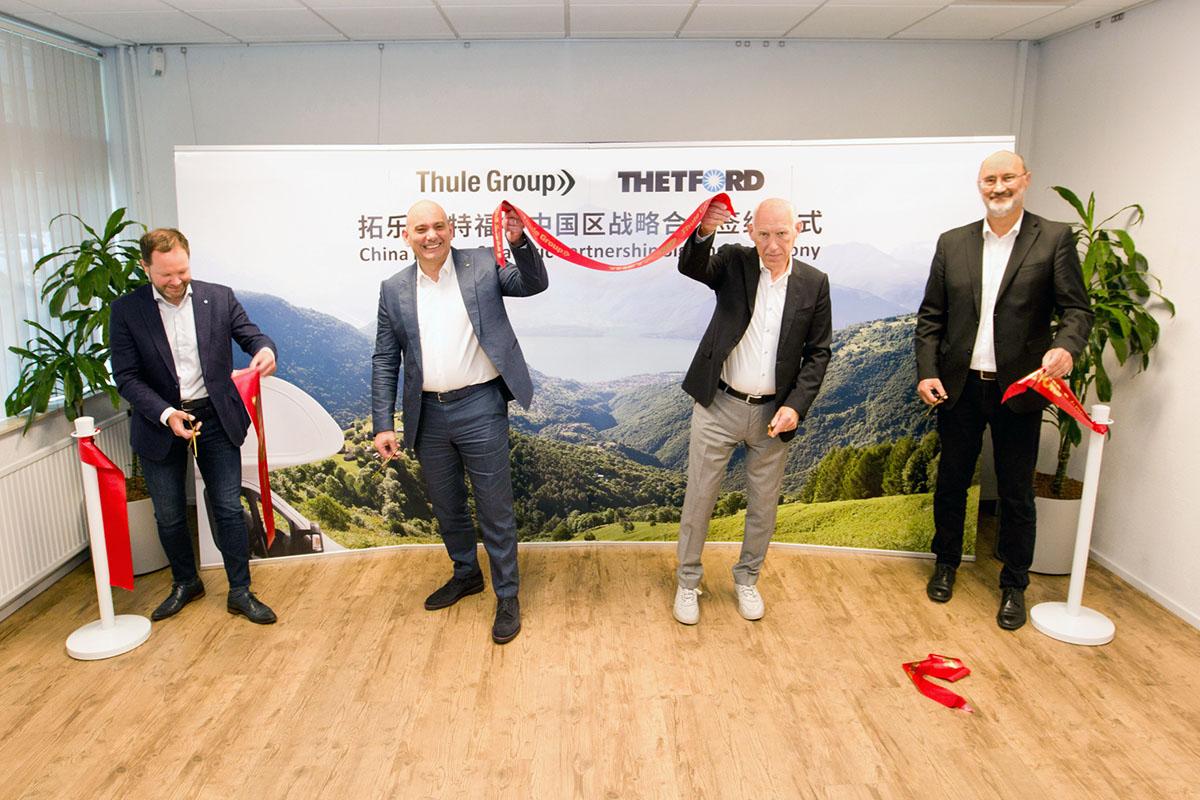赛特福德与拓乐达成战略合作 合力推进中国房车业务