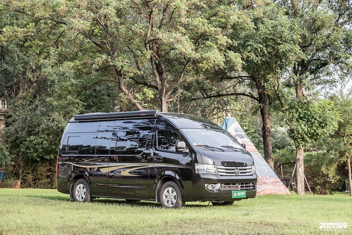 9月10-13日北京房车展览会:福生风景G9参展