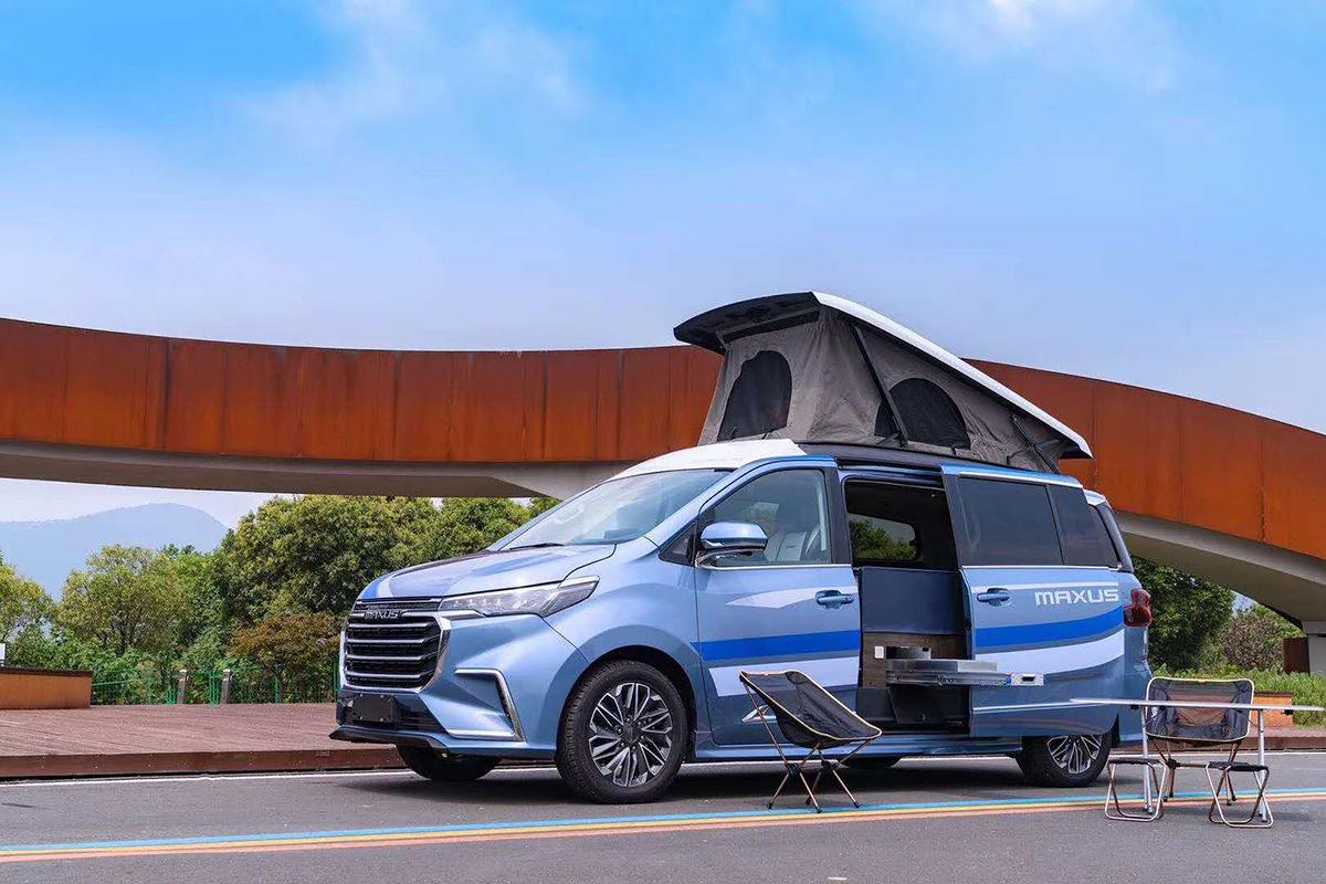 RG10换代产品!上汽MAXUS RG20将于北京车展首发