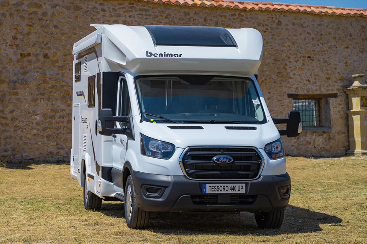 西班牙Benimar发布新款房车 尾床带升降功能有何玄机