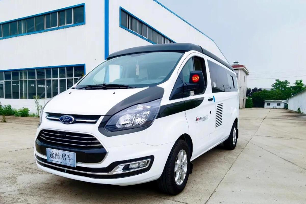 11月27-29日上海房车博览会:途酷多款房车参展