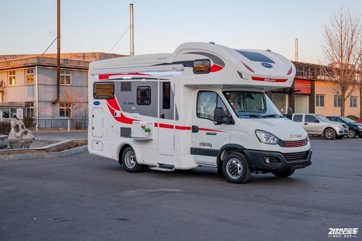 洲际旅行版 车身外观