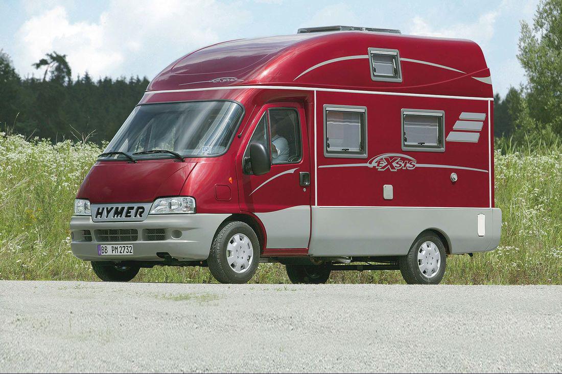 18年前海姆设计了一款呆萌的房车 如今被奉为经典