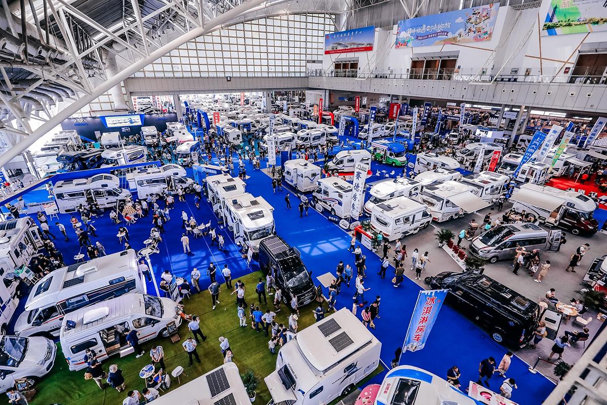 2021首场上海房车展 第3届上海国际房车旅游博览会全面启动