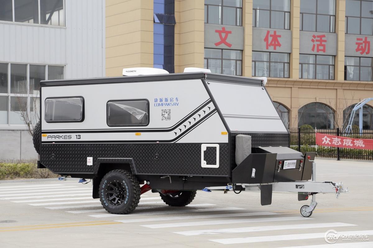 4月23-25日上海房车博览会:康派斯携拖挂房车参展