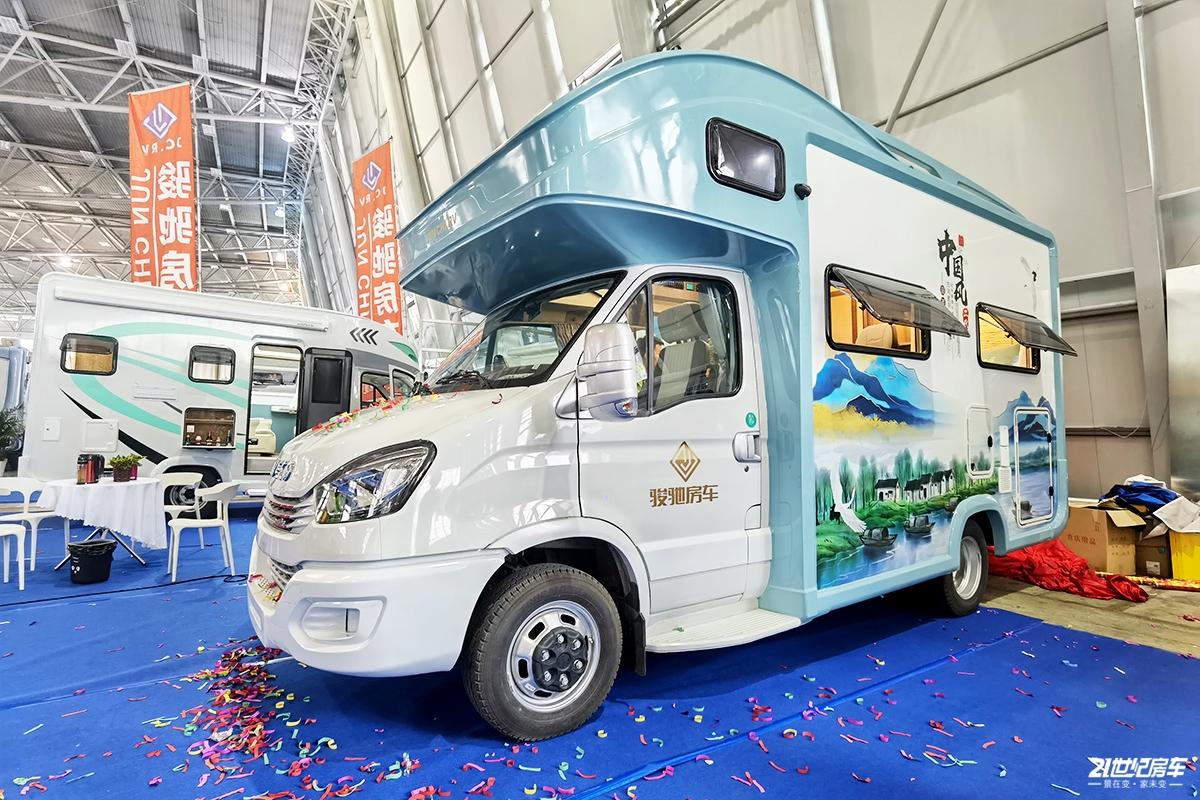 中式风格元素深入精髓 骏驰中国风二代房车49.8万元