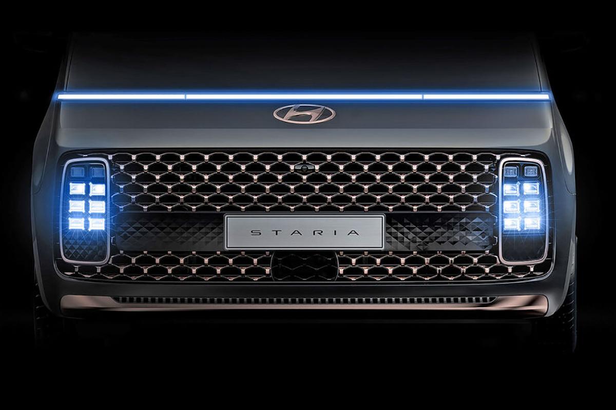 未来智能化露营车的雏形 现代全新MPV概念图曝光