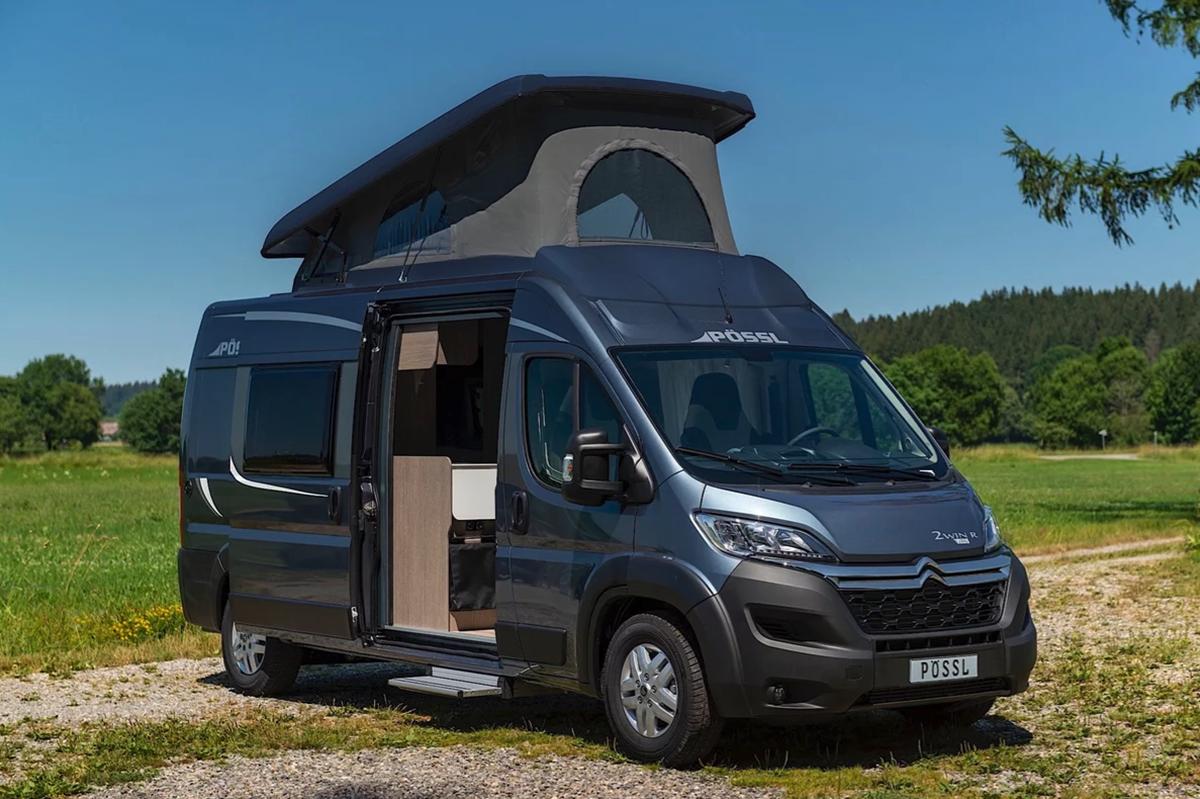 雪铁龙发布新款B型房车!车内1.4米宽大床,标配不到4万欧元