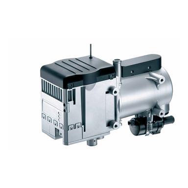 埃贝赫燃油水暖加热器