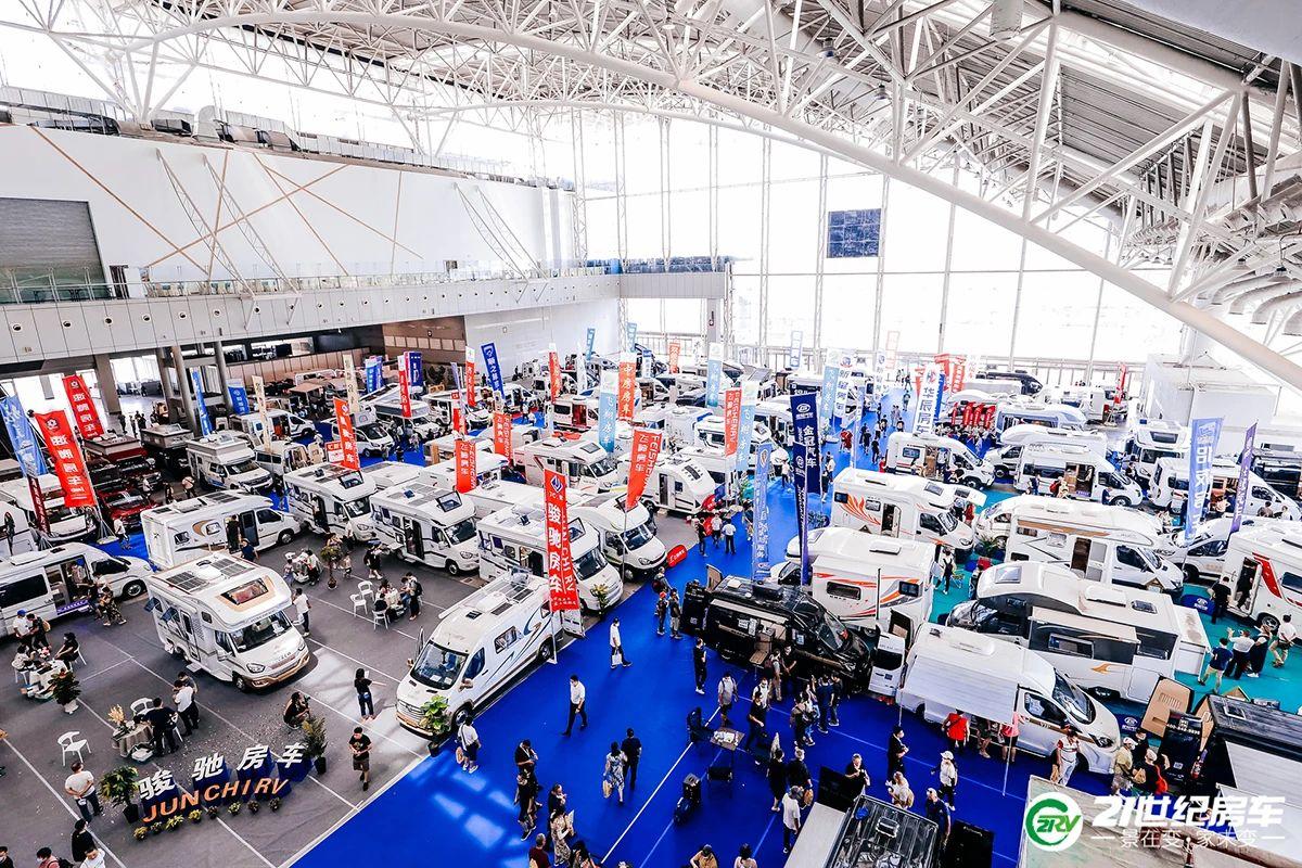 7月16-18日,2021第二届中国(南京)国际房车露营博览会即将开幕