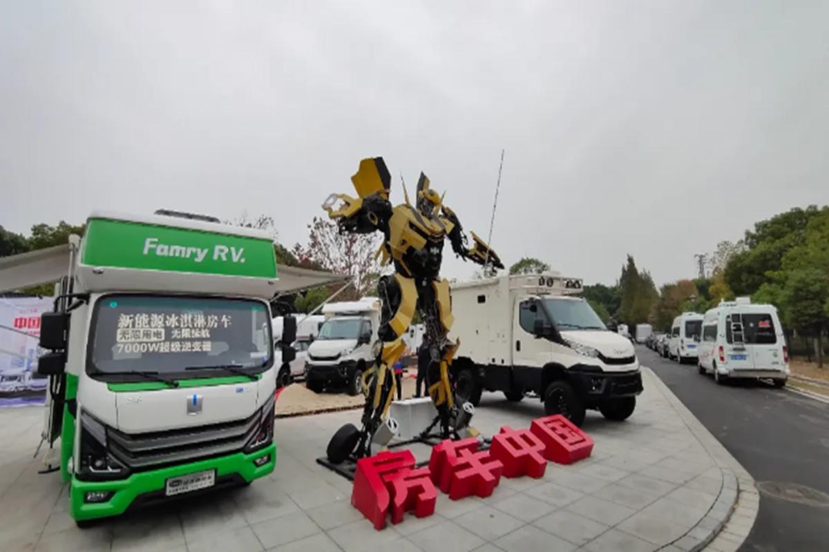 """送给最爱的TA,8.14上海房车聚""""惠""""节我们共度七夕"""