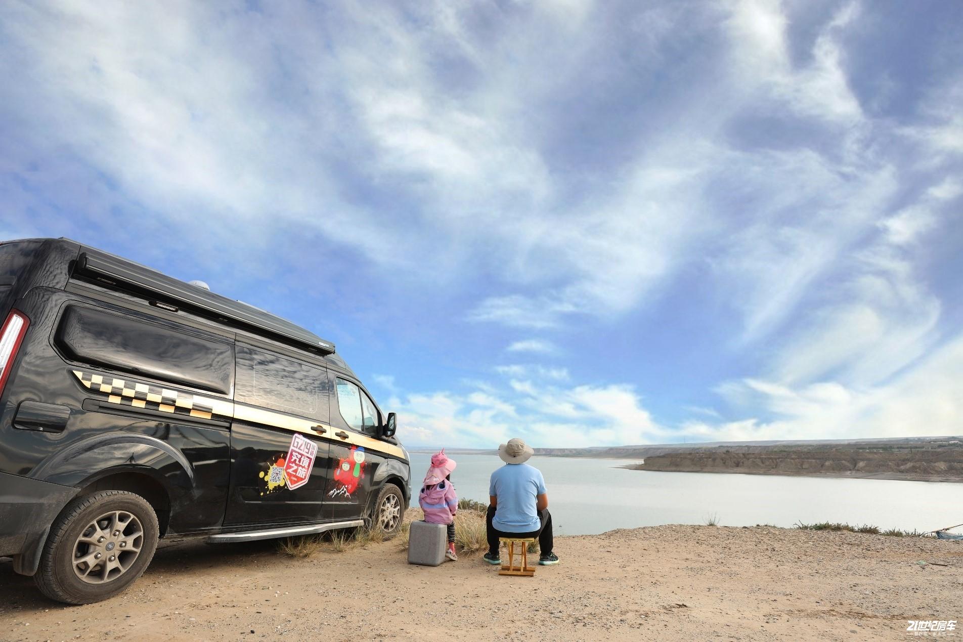 与福特新全顺房车一起,发现大美新疆的星空盛宴
