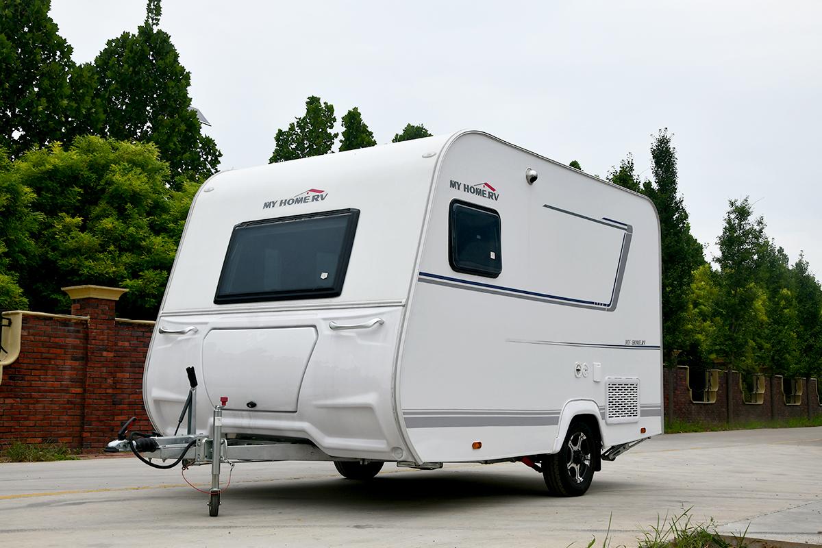 空间实用两种款式任选 沃德佳5米多可上路的拖挂房车即将发布
