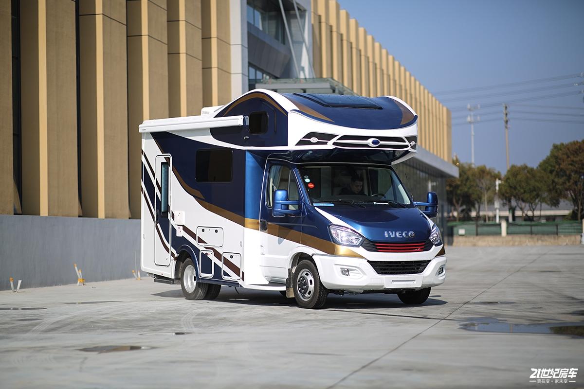 拓锐斯特将携诺亚方舟系列参展第22届中国(北京)国际房车露营展览会