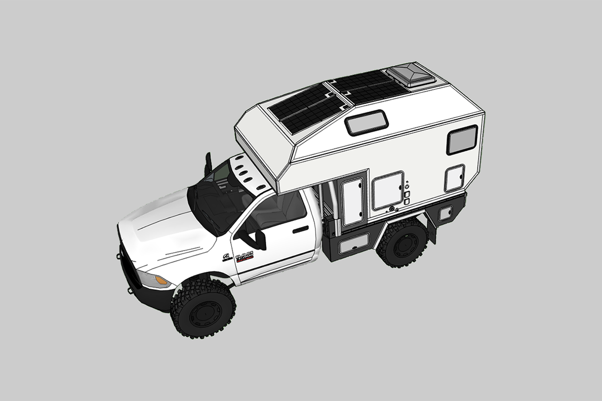 AT_Overland_Aterra_XL_Flatbed_Camper_Three_Quarter_View_Driver_Side_Truck_-_Grey.png